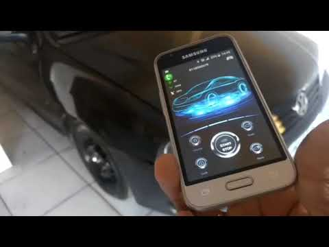 cardot  gsm car alarm with portuguese intruction and comments