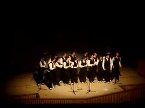 Stanford Acapella Group