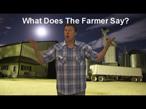 What Does The Farmer Say? (Ylvis - The Fox PARODY)