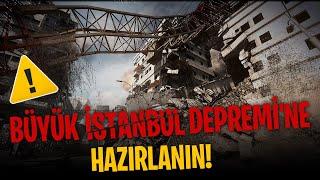 Beklenen Büyük İstanbul Depremi: İstanbul'da Neden Deprem Bekliyoruz?