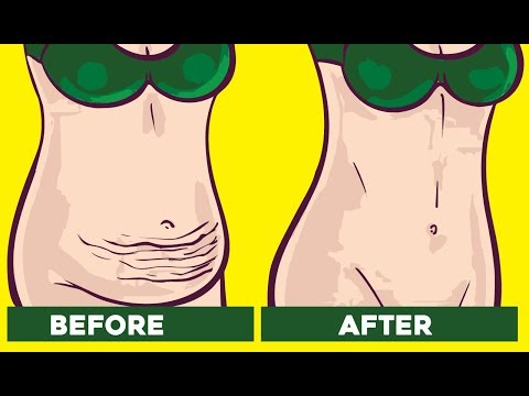 This is an Amazing Mixture that Will Help You Lose Belly Fat Up To 4 kilograms Easily