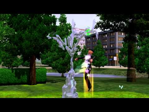 Sims 3 - The Tree of Prosperity