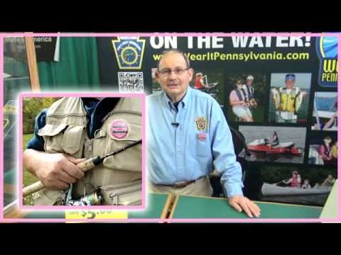 2015 PA Fishing License Buttons are available!