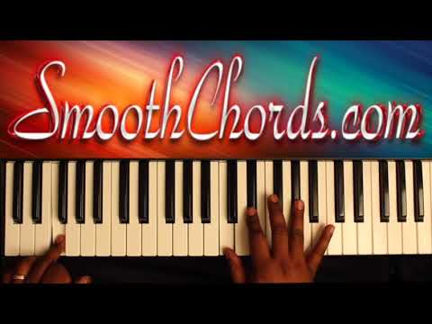 Dear Jesus - Walter Hawkins - Piano Tutorial