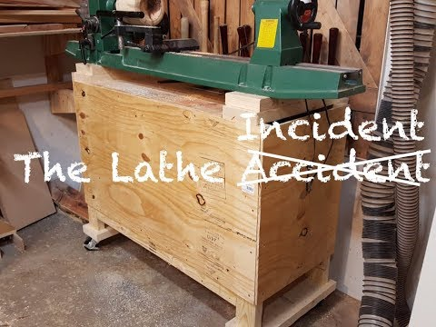 Lathe Incident