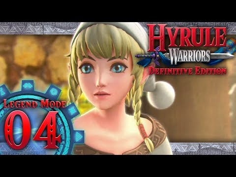 Hyrule Warriors: Definitive Edition - Part 4 - The Girl in the Green Tunic (Faron Woods)