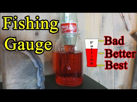 How to make a fishing gauge: Bad/Fair/Best