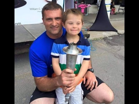 NY Trooper Will Carry Torch at Special Olympics World Games in Austria
