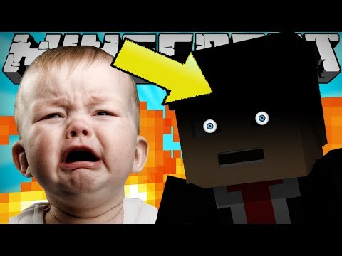 MAKING PEOPLE CRY WITH MY SCARY MINECRAFT SKIN