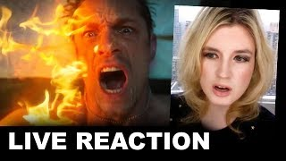 Altered Carbon Trailer REACTION