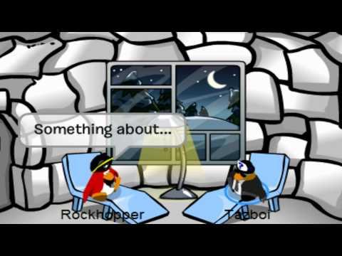 Club Penguin- Who Killed Gary?