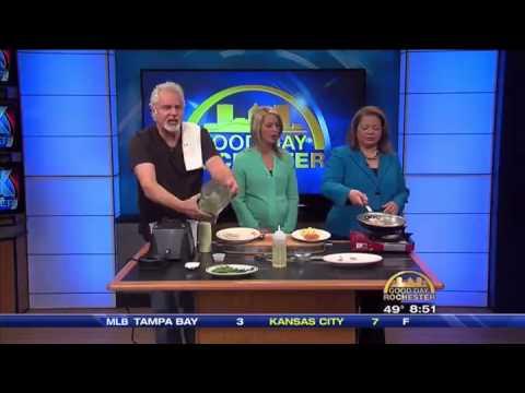 Soul Plates: Blackened Shrimp Tacos