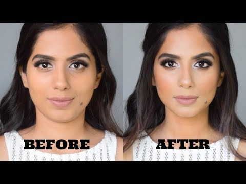 HOW TO MAKE YOUR FACE SLIMMER INSTANTLY !!!