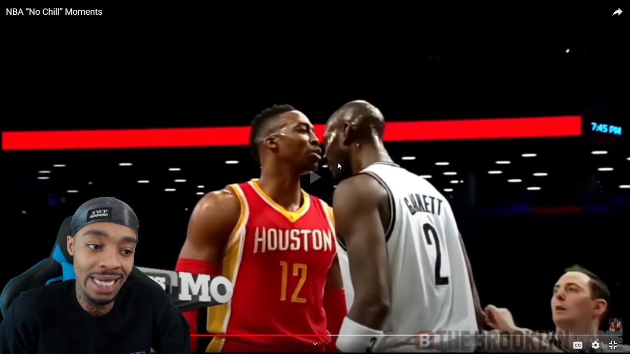"FlightReacts NBA ""No Chill"" Moments!"