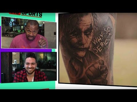 Odell Beckham Jr. Show's off CRAZY new tattoos! | TMZ Sports