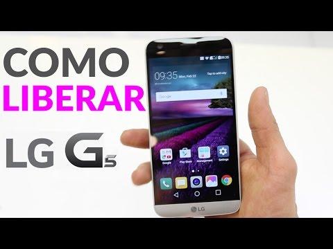Como Liberar LG G5 en 5 minutos - Como Desbloquear un LG G5