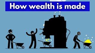 11 Top Ways Wealth Is Built - How wealth is created