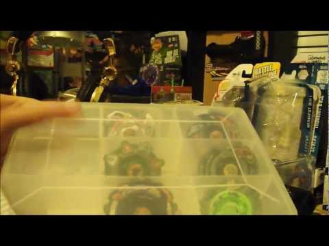 ~How To: Make A Free / Cheap Beyblade Case! + Beyblade Display Case