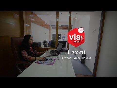 Bangalore Travel Agent Success Story - Via.com