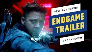 Download Avengers: Endgame Trailer #2 BREAKDOWN - 12 Clues We Found Video