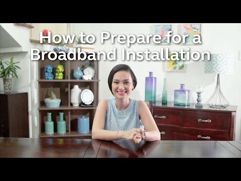 How to Prepare for a Broadband Installation (JSYK)
