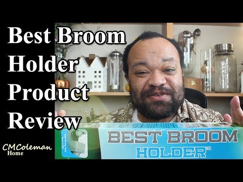 Best Broom Holder - product review