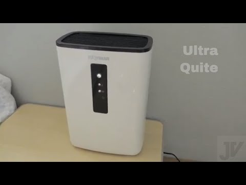 Home Dehumidifier with UV Sterilization - LUOYIMAN