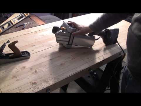 DIY Butcher Block WorkBench