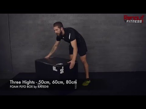Foam Plyo Box by RATED®
