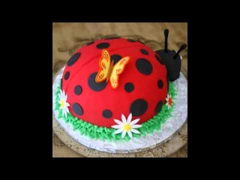 Ladybug Cake Ideas