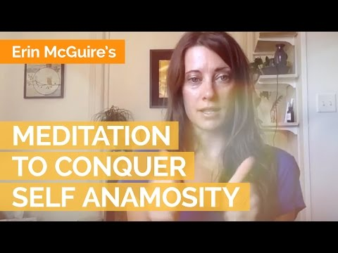 The Meditation to Conquer Self Anamosity