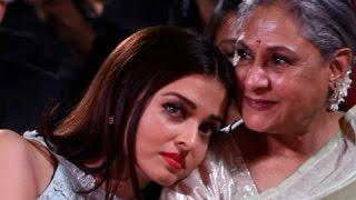 Aishwarya Rai Bachchan CRYING On Jaya Bachchan