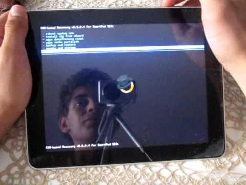 Guida installazione CyanogenMod9 SmartPad 917i