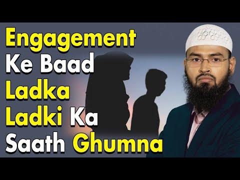 Engagement - Rishta Tai Hone Ke Baad Mangetar Ke Saath Ghumna Kya Durust Hai By Adv. Faiz Syed