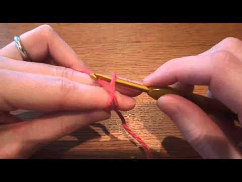 (Crochet) How To Make a Slip Knot