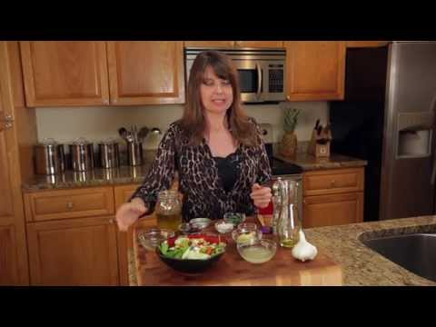 How to make your own salad dressing
