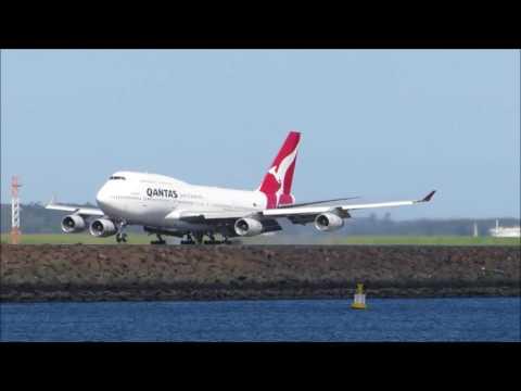 Qantas VH-OJU
