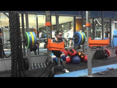Squat 170kg
