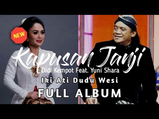 Download Didi Kempot feat Yuni Shara - Full Album Terbaru MP3 Gratis