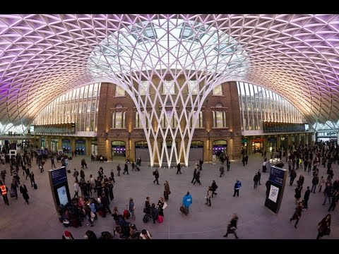 King's Cross St. Pancras Stations London, Fact and Figures