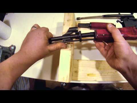How to Disassemble and Reassemble your AK 47 GoPro