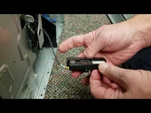 Dell PowerEdge T310 Raid Battery Removal