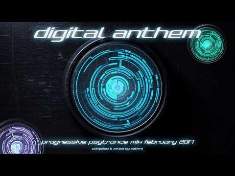 [Prog Psytrance/Psytrance Mix 2017] DIGITAL ANTHEM [set 19]