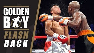 Download Golden Boy Flashback: Floyd Mayweather vs Victor Ortiz (FULL FIGHT) Video