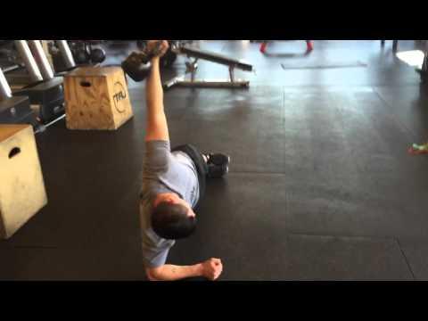 Side Plank Kettlebell Hold
