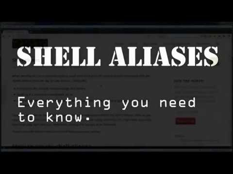 Linux Shell Aliases: What You Need to Know