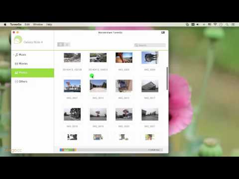 Android : How to Transfer Photos from Samsung Galaxy Note 4 to Mac ?