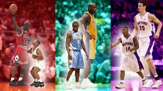 12 Most UNDERSIZED Players In NBA HISTORY