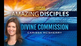 Divine Commission: Carissa McSherry