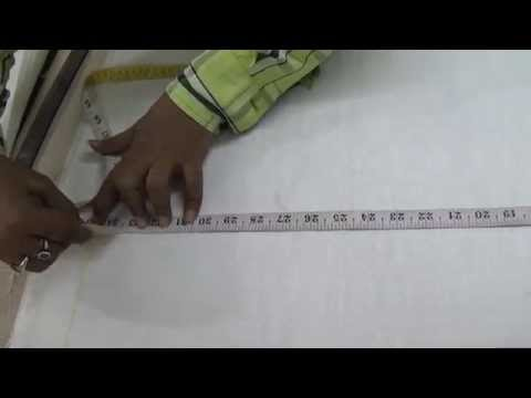 How To Cut Paksitani Simple Plaazo Pants,Plazo Salwaar Cutting Steps